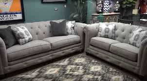 Leather Sofa Loveseat Furniture Azlyn Sepia Tufted Sofa Loveseat 994 Review