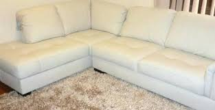 How To Clean White Leather Sofa How To Clean A White Sofa Leather Stain Cleaner How To Clean