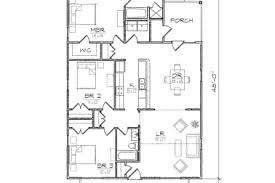 Bungalow House Plan Alp 07wx by 48 Cottage House Plans Open Floor Plan Country House Plans Open