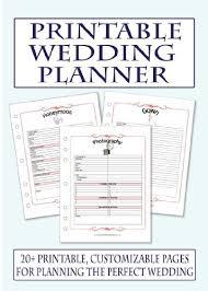 wedding planner guide free printable wedding planning checklist template wedding coordinator checklist