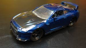 nissan gtr youtube 2017 fast and furious 7 nissan gtr r35 jada toys target exclusive 1
