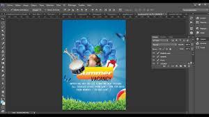 poster pour enfant comment faire une affiche pour enfant sur photoshop cc tuto