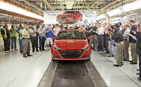 dodge dart born as a bargaining chip and accursed ever since