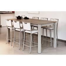table de cuisine hauteur 90 cm table hauteur 90 cm impressionnant cuisine et collection