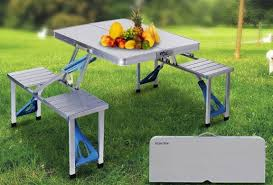 portable folding picnic table buyvaluablestuff com