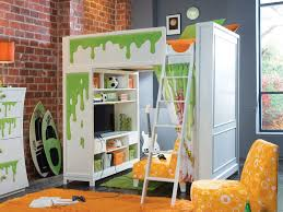 kids bed corner desk affordable stores amazing kids bedroom