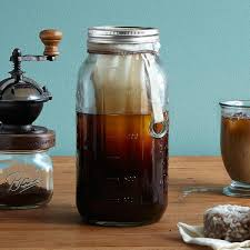 coffee cold brew gift set reusable coffee filter uncommongoods