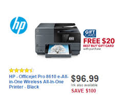 best buy printer black friday 96 99 hp officejet pro 8610 e all in one wireless all in one