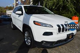 jeep cherokee tires 2016 jeep cherokee limited stock 3682 for sale near great neck