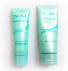 Wardah Daily Series review wardah scrub moisturizer gel two thousand things