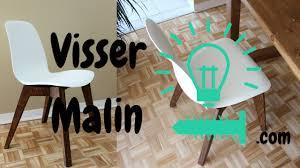 une chaise comment fabriquer une chaise scandinave ep15