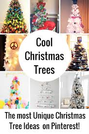 unique christmas totally cool christmas tree decorating ideas that will you away