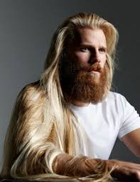 warrior haircuts viking hairstyles for men inspiring ideas from the warrior times