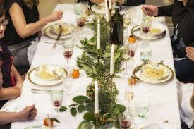 Elegant Dinner Party Menu How To Throw A Dinner Party Here U0027s How The Evening Unfolded