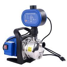 automotive electric water pump goplus 1200w garden water pump shallow well electric pressurized