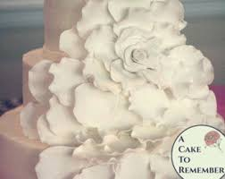 wedding cake kit large gumpaste flower for wedding cakes edible flower