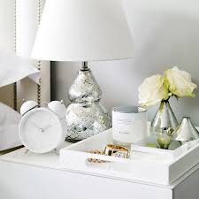Coffee Table Trays by Stylish Ways To Make Your Bedroom A Chic Getaway White Company