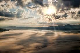 sublime clouds and sun rays free stock photo domain pictures