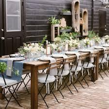 wedding reception table wedding colors martha stewart weddings