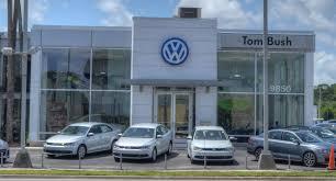 about tom bush volkswagen a volkswagen dealership in jacksonville