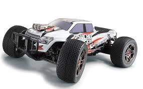 kyosho readyset psycho kruiser ve 4wd monster truck rc car action