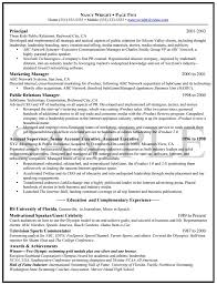 Ats Friendly Resume Example by Knock Em Dead Professional Resume Writing Services