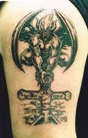 gargoyle tattoo designs and meanings hubpages