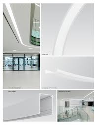 Recessed Linear Led Lighting Linear Recessed Led Ceiling Luinaire Modular Lighting System