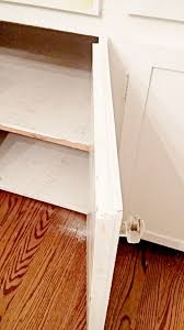 diy cabinet trim update brooklyn house u2014 elizabeth burns design