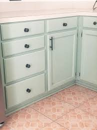duck egg blue chalk paint kitchen cabinets how my chalk painted cabinets held up jefcoat