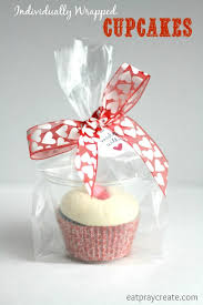 clear gift wrap appreciation cupcakes eat pray create