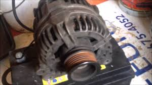 backyard mod car alternator to wind generator trinidad youtube