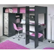 lit mezzanine 1 place avec bureau annejackson me
