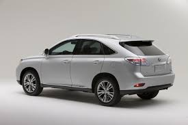 lexus suv parts lexus rx reaches third generation autoevolution
