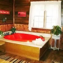 Eureka Bathtub Eureka Springs Cabins Pine Lodge Ar