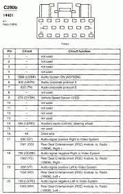 1999 dodge ram radio wiring plugs 1999 wiring diagrams