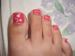 foot nail arts gallery nail art designs