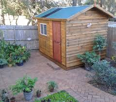 melbourne timber garden shed storage shed stained she sheds