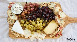 cheese plate ultimate cheese plate with roasted grapes purewow
