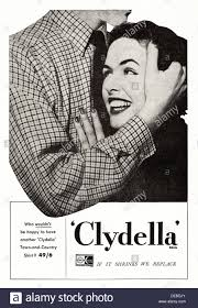 advertisement advertising clydella men u0027s shirts magazine advert