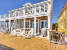 amazing oceanfront beach house with homeaway carolina beach