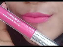 Lipstik Wardah review warna warna wardah exclusive matte lip