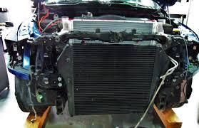 Dodge Ram Cummins 2012 - mishimoto 2010 u20132012 dodge 6 7l cummins intercooler part 1