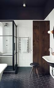 black and white bathroom inspiration and why namoi watts is