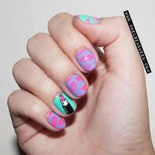 stylish nail art ideas for short nails lushzone