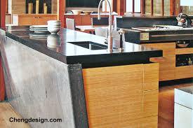 comptoir ciment cuisine comptoirs de béton pour la cuisine ou la salle de bains