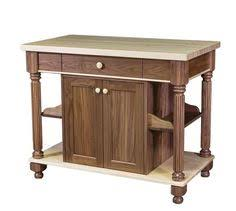 amish made kitchen islands amish arts and crafts kitchen island with drawers on right side