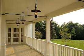 Exterior Beadboard Porch Ceiling - farmhouse outdoor lighting porch farmhouse with painted ceiling