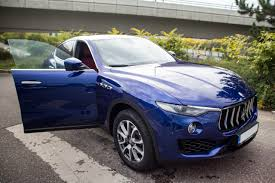 maserati price list rent car