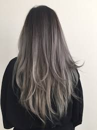 gray hair color trend 2015 3 hair color trends to try for spring beauty banter